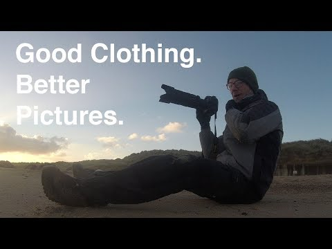 Gear up for wildlife photography -  Invest in your clothing!