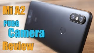 Mi A2 review - PUBG, Asphalt 9, camera samples, battery performance price in India Rs. 16,999