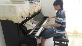 Romance de amour - Spanish Romance piano cover