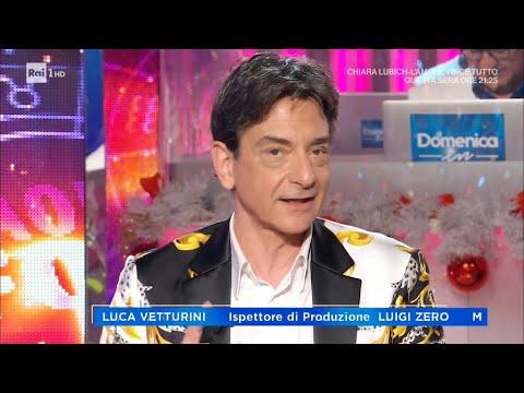 Paolo Fox: le previsioni ''flash'' per il 2021 - Domenica In 03/01/2021