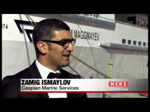 Muslim Magomayev Fast Crew Boat