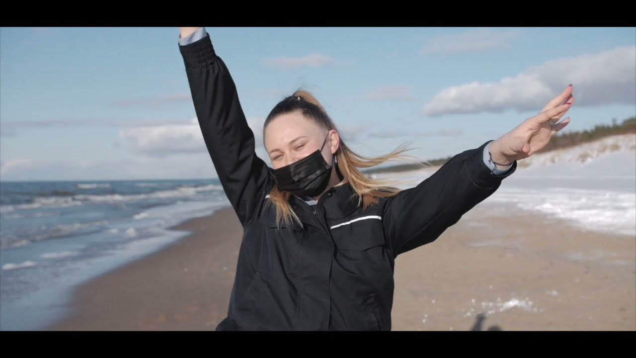 Maikel Miki - Jerusalema ( Dance Challenge ) From Lithuania ( Spanish Version ) Master KG x Nomcebo