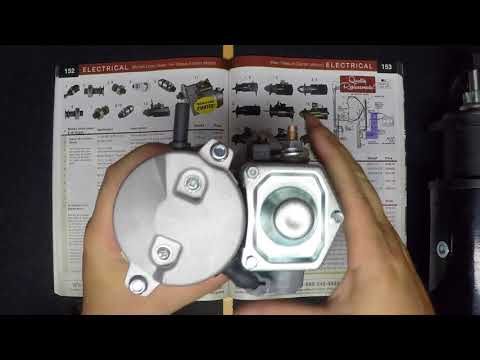Hi-Torque Starter Motors Kaiser Willys Jeep Parts