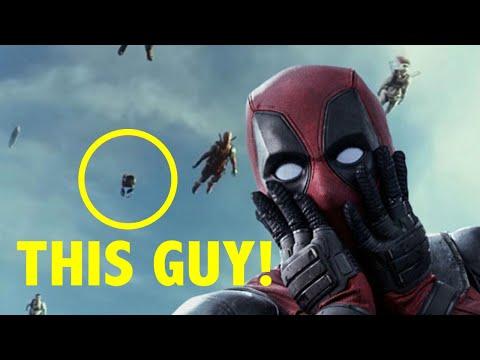 Deadpool 2's Best Joke Is An Incredible Cameo
