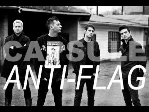 Capsule Podcast 73: Justin Sane Of Anti Flag