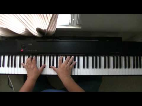 The Lord's Prayer Piano Tutorial - Key Of A