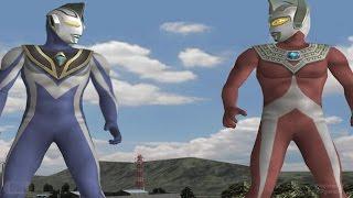 Video Ultraman Agul & Taro - TAG Battle Mode ★Play ウルトラマン FE3 download MP3, 3GP, MP4, WEBM, AVI, FLV Maret 2018