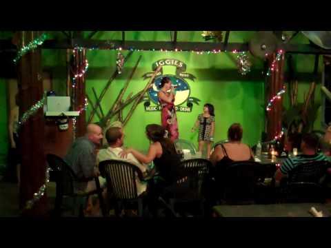 Rachael Hilliker -Karaoke, St. Thomas, VI