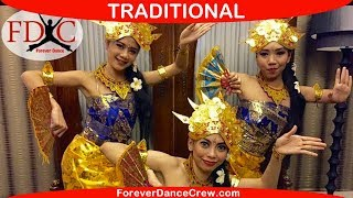 Traditional Bali Dance Modern Dance Indonesia - Forever Dance Crew Indonesia