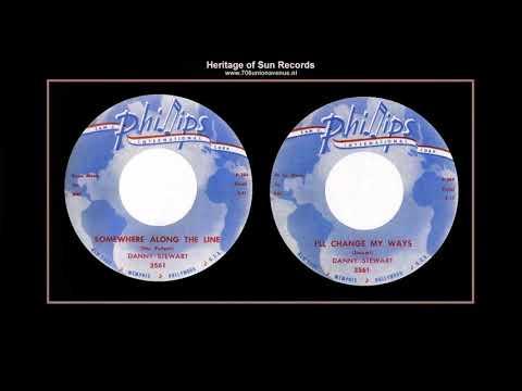 (1960) PI 3561 (0:00) ''Somewhere Along The Line'' b/w (2:42) ''I'll Change My Ways'' Danny Stewart