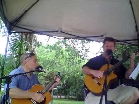"""""""Everybody's Talkin'"""" (Fred Neil): Performed by Mack Meadows and Nick Rendon"""