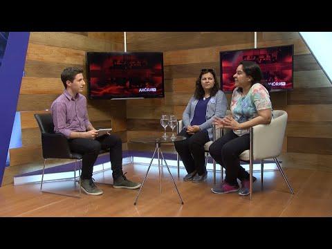 AHORA TV | María Maccarrone y Fernanda Durán - Parte 1