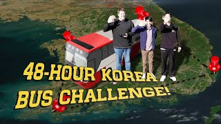 48-hour Korea bus challenge Ep…