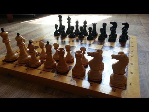 Наконец то я купил эти шахматы.Они ОФИГЕННЫЕ!!!