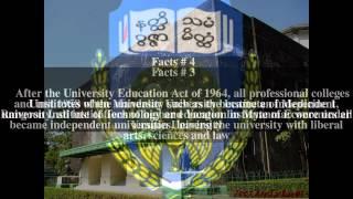University of Yangon Top # 7 Facts