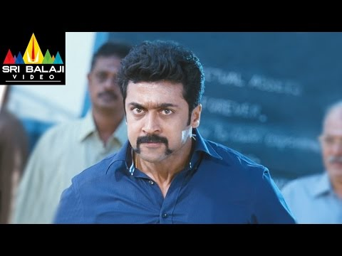 Singam (Yamudu 2) Movie Back To Back Fight Scenes | Suriya | Sri Balaji Video