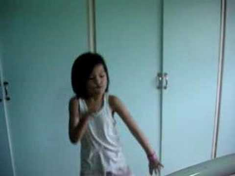 cyril's dance beautiful girls jojo