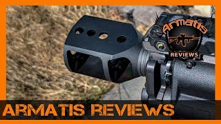 Hi Tech Custom Concepts Howitzer70 KSG Muzzle Brake Review