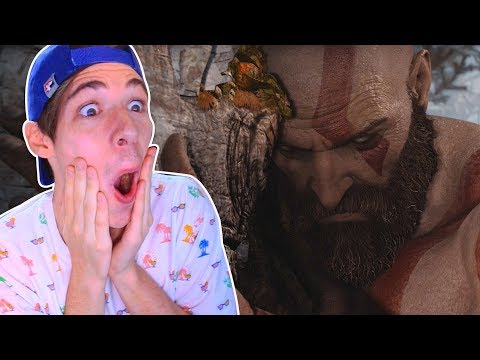 GOD OF WAR - KRATOS ES BESTIAL #1