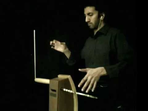 Clair de Lune - Claude Debussy - Randy George, theremin