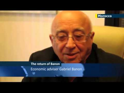 Political advisor Gabriel Banon returns to Morocco