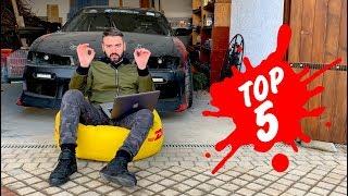 Top 5 - ყველაზე მახინჯი მანქანა საქართველოში - გიორგი სარიშვილისგან!