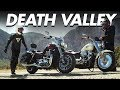 Motorcycle Trip to the Death Valley - Vlog #40 - LIFE OF BRI