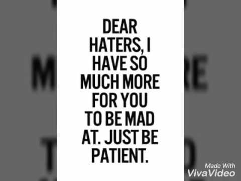 Hate quotes for haters