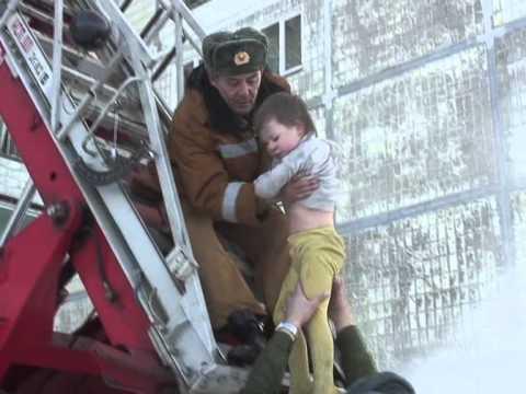 Спасли малыша и