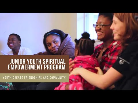 Youth in apartment complex create friendships and community JYSEP