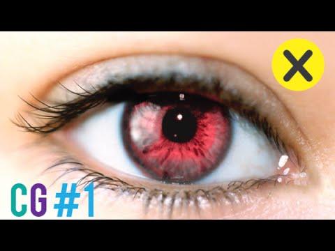 Colores Extraños de ojos (CG#1)