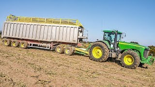 CHOPPING MAIZE | CLAAS JAGUAR 970 | BIGGEST TRACTORS | John Deere | Case IH