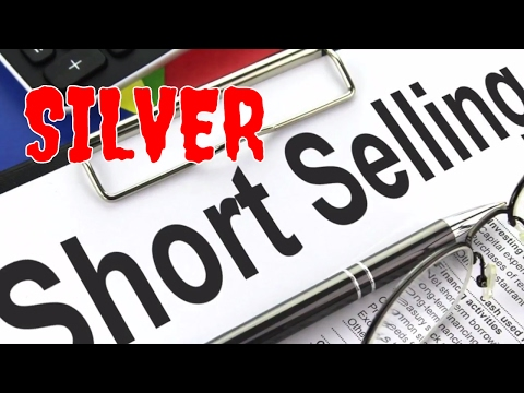 SHORTING SILVER Bullion based on Dealer Alerts #1 to protect your returns.  My new strategy