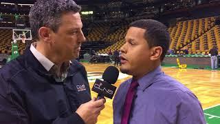 Mike Petraglia and Josue Pavon Garden Report Celtics lose to Bucks