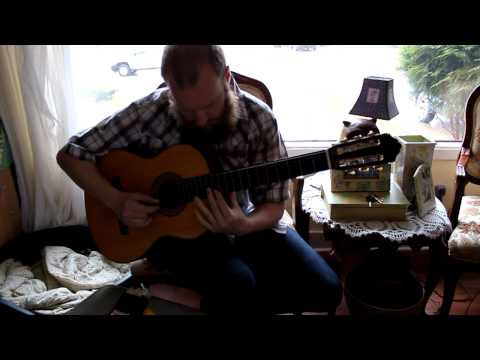 Arabia - Classical Guitar ( Jewish Arabic Guitar Music )