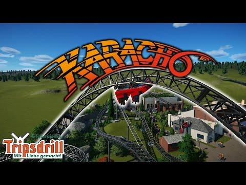 Erlebnispark Tripsdrill - Karacho in Planet Coaster #7