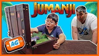 RECÍBO MALETÍN MISTERIOSO de  Jumanji The Game
