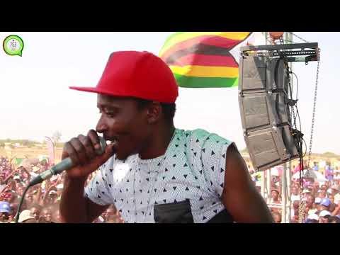Hwindi President  performing in Hopely at Harare South Gala. #263Chat