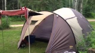 Forfar campsite