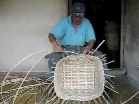 artesano del mimbre pereira agroturismo youtube - Como Hacer Cestos De Mimbre