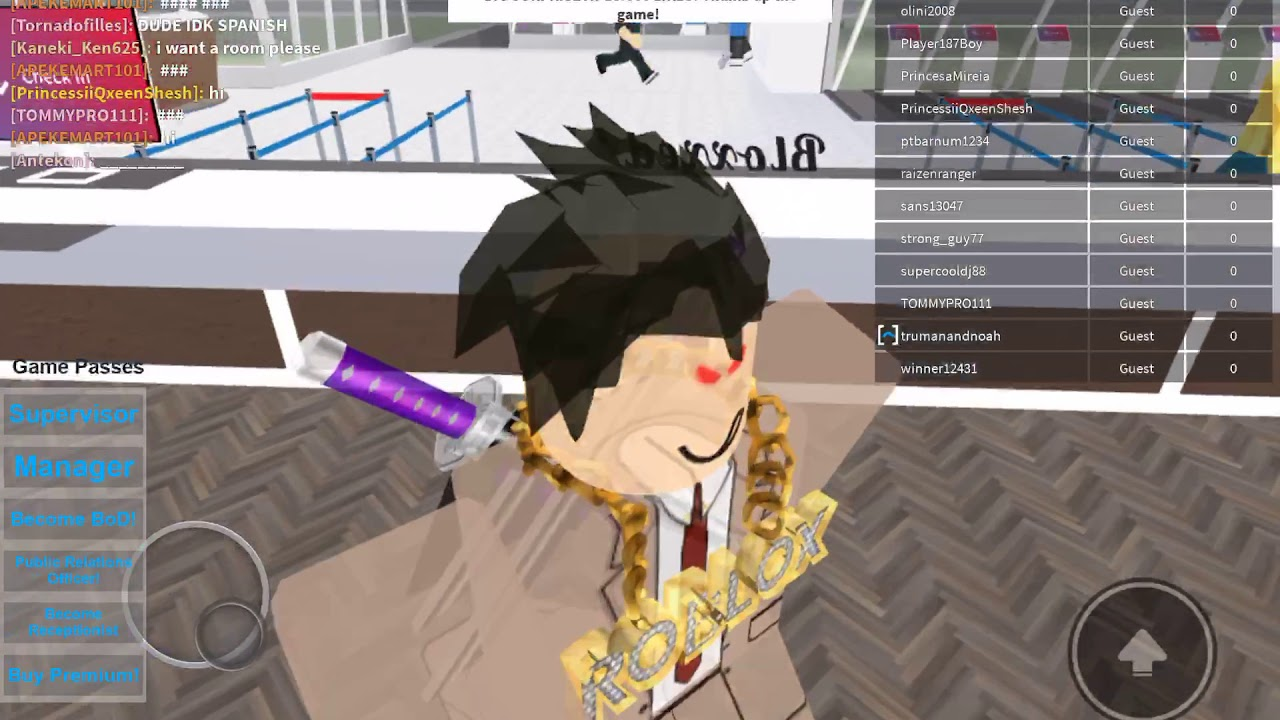 Roblox Bloxxed Hotels And Hilton Hotels Donor Cape Items Youtube