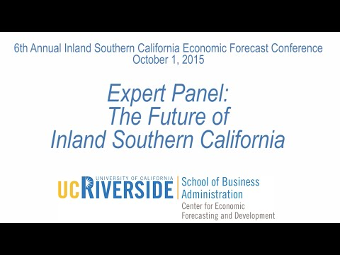 UCR -  The Future of Inland Southern California