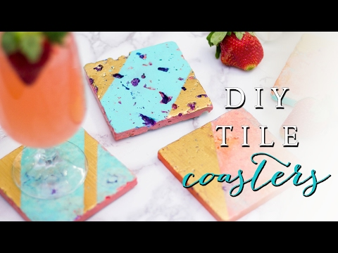 how-to-make-a-drink-coaster-|-diy-tile-coasters