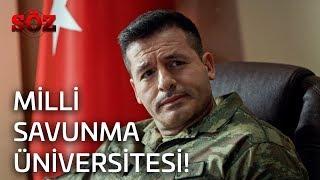 Söz | 28.Bölüm - Milli Savunma Üniversitesi!