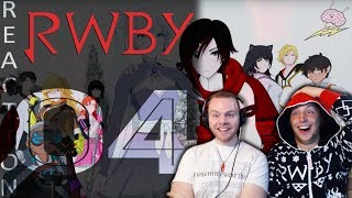 SOS Bros React - RWBY Volume 6 Chapter 4 - So That's How It Is!!