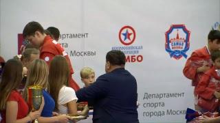 Всероссийские соревнования по самбо среди школьников «Самбо в Школу»