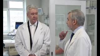 видео Городская клиническая больница №57 Москвы