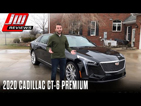 2020 Cadillac CT6 Premium Luxury with Super Cruise Review