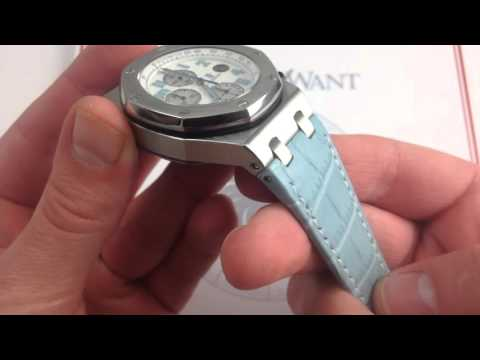 Audemars Piguet Royal Oak Offshore Rodeo Drive Limited Edition Luxury Watch Review