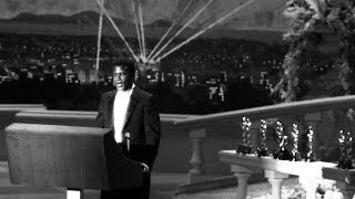 Sidney Poitier presents a Film Editing Oscar®